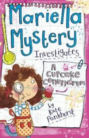 Mariella Mystery: A Cupcake Conundrum