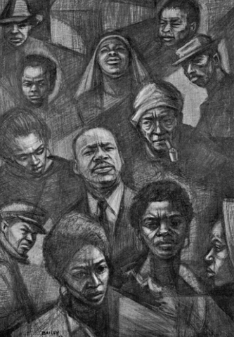 Martin Luther King Jr: Southern Christian Leadership Conference