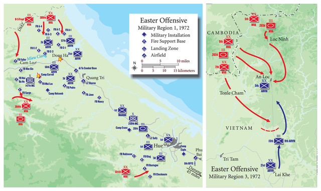 The Easter Offensive