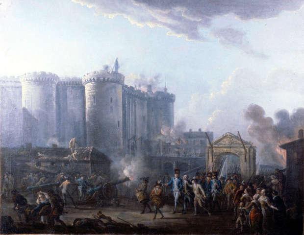 The Fall of Bastille