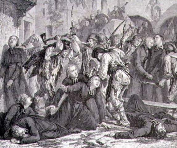 Massacre of the Royalists