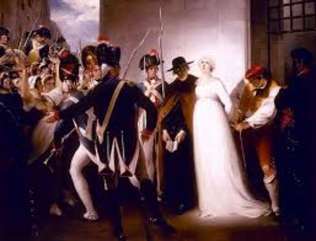 The Death of the Last Queen of France