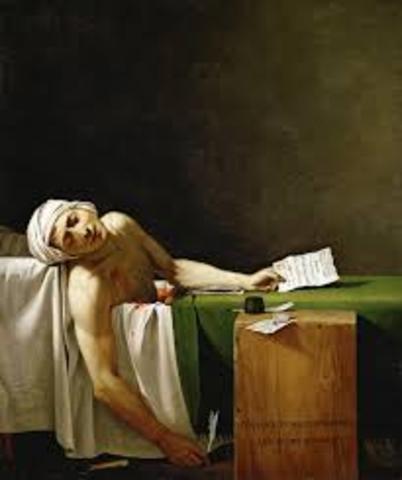 John-Paul Marat Assassinated