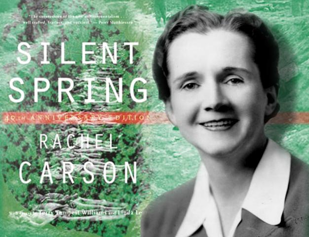 Silent Spring published