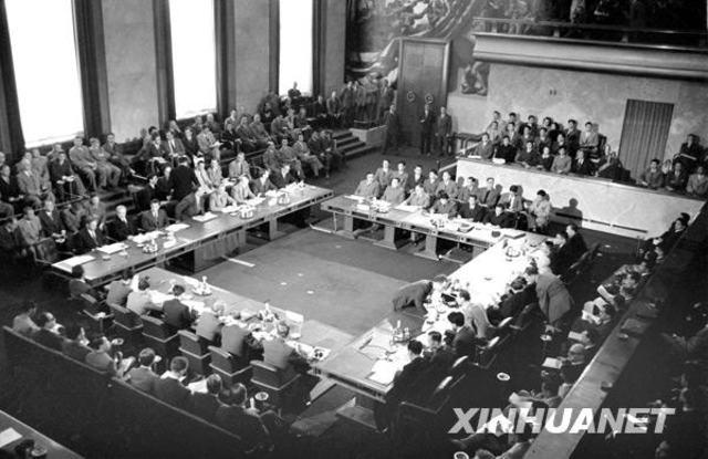 Geneva Conference Begins