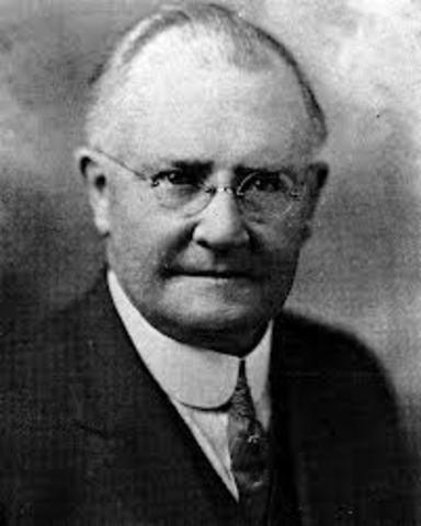 """Herbert Webber del U.S. Department of Agriculture utiliza por primera vez la palabra """"clon"""""""