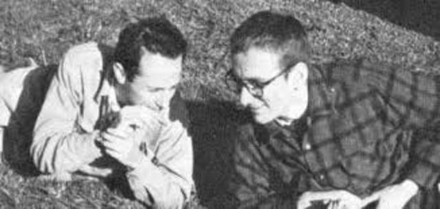 M. Meselson y F. Stahl  demuestran que la replicación del ADN es semiconservativa.