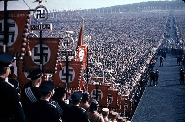 Nazi Party becomes the largest party in Germany