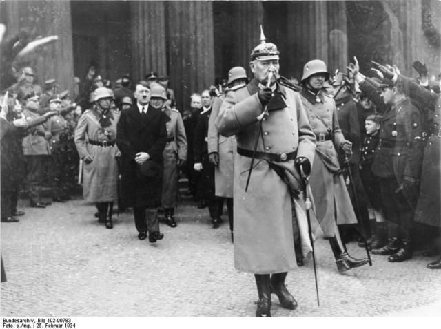 Nazis lose?