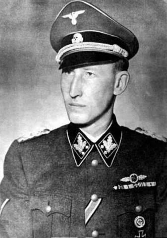 Gestapo formed