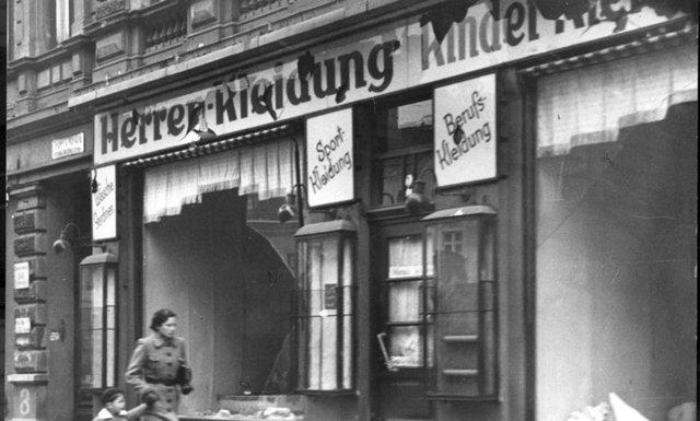 Kristallnacht November 9-10