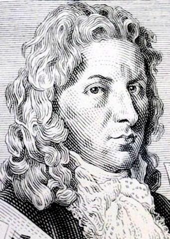 Johann Stamitz born