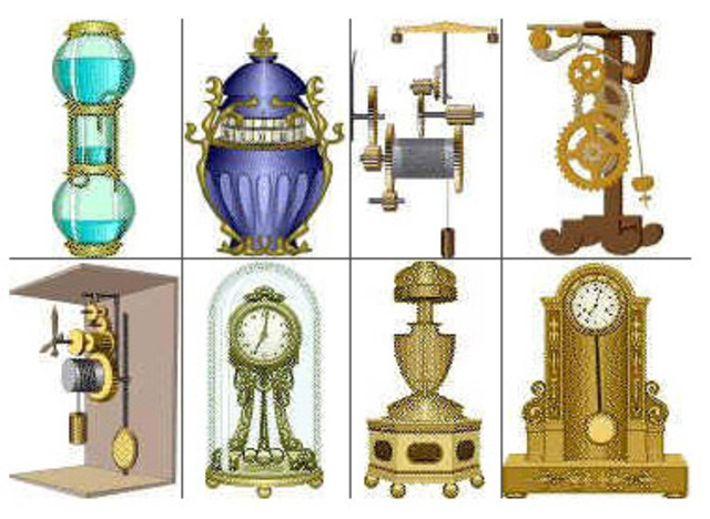 1286 d. C Invención del reloj