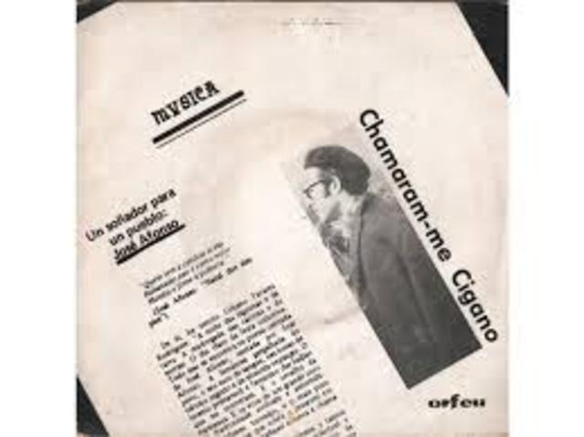 Disco: CHAMARAM-ME CIGANO