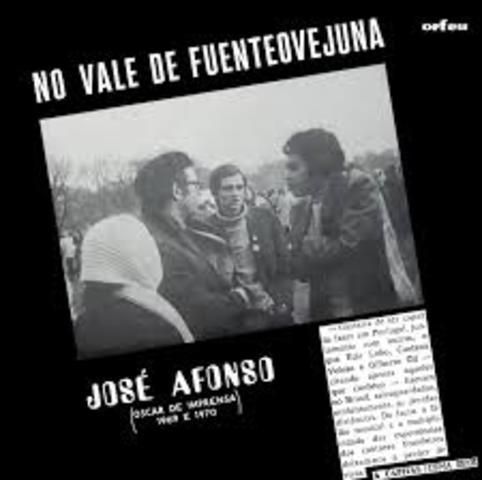Disco: NO VALE DE FUENTEOVEJUNA