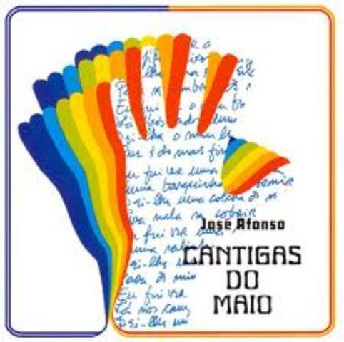 LP: CANTIGAS DO MAIO
