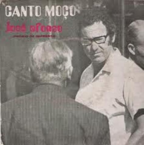 Disco: CANTO MOÇO