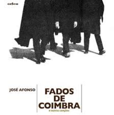 LP: FADOS DE COIMBRA E OUTRAS CANÇÕES