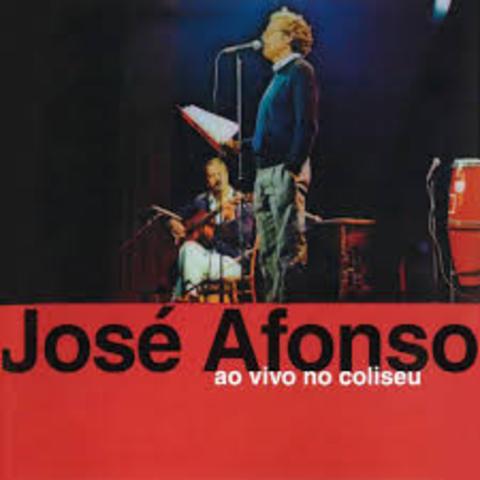 Album (2 LP) - AO VIVO NO COLISEU