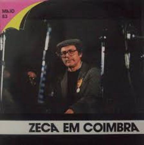 Disco: ZECA EM COIMBRA