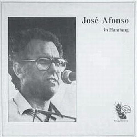 José Afonso in Hamburg