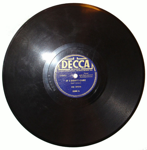 Invention of the 78 RPM Record