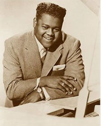 Early Recordings of Fats Domino