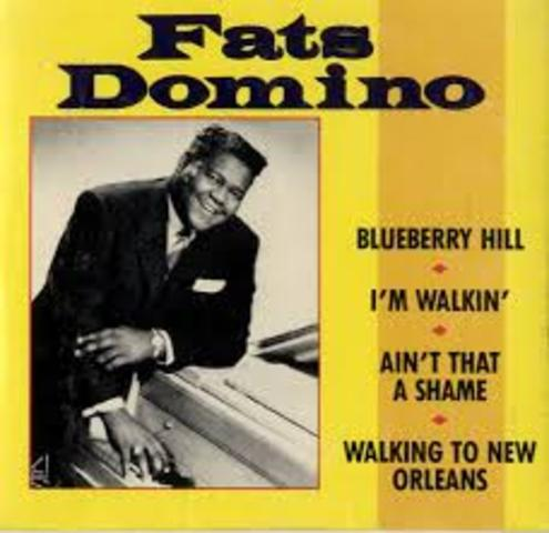 """""""Ain't That a Shame"""" by Fats Domino"""