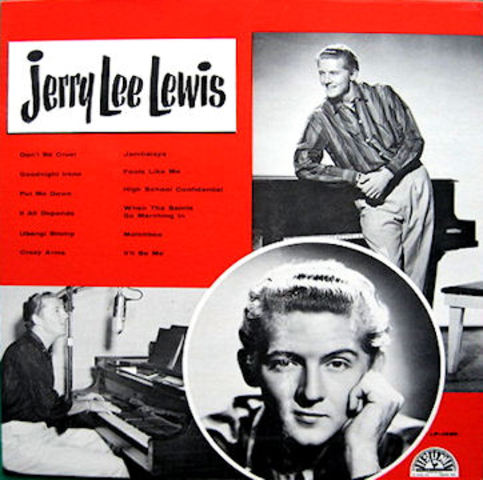 Jerry Lee Lewis Goes to Sun Records
