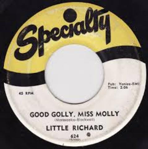 """""""Good Golly Miss Molly"""" by Little Richard"""