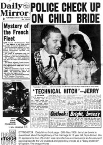 Jerry Lee Lewis Explains His Situation