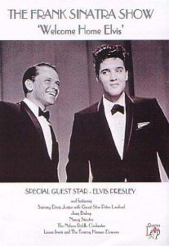 Frank Sinatra Honors Elvis Presley
