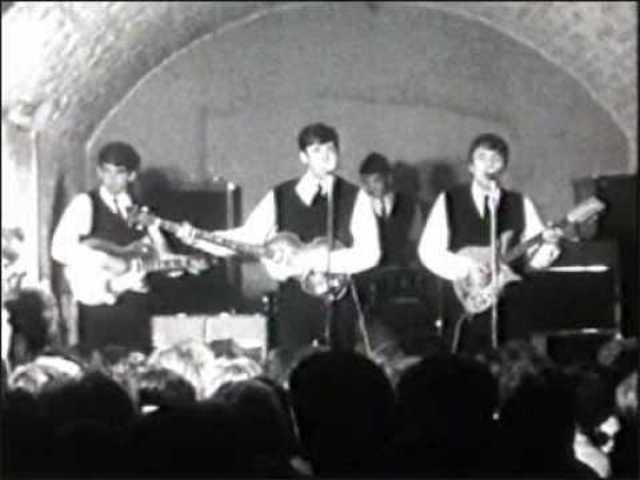 Debut of The Beatles