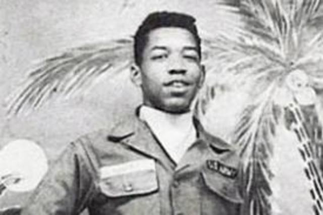 Jimi Hendrix Enlists in the Army