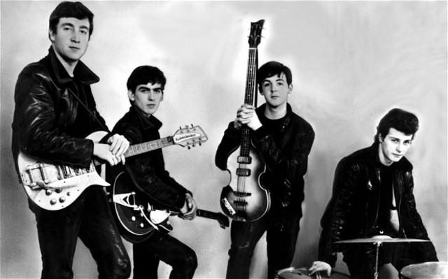 EMI Beatles Audition