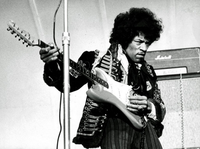 Jimi Hendrix is Discharged from the Army