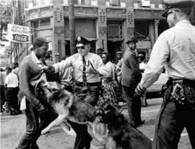 Civil Rights Demonstrations