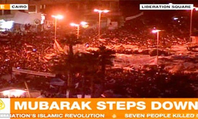 Al Jazeera Covers Arab Spring