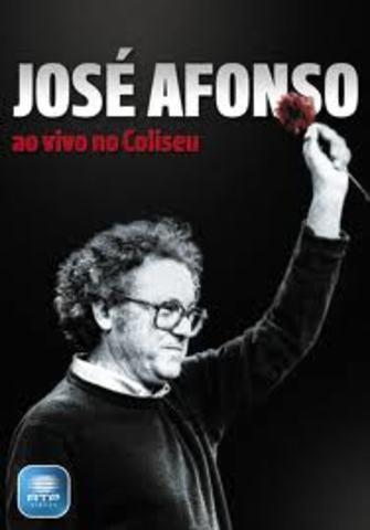 Espectáculo de homenagem no Coliseu de Lisboa