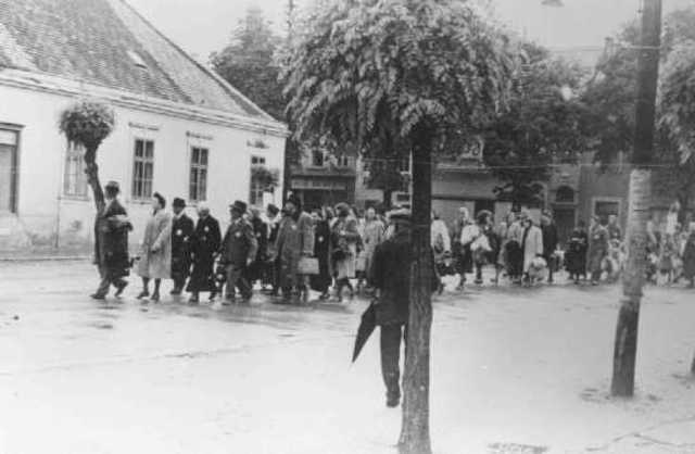 Hungary occupied