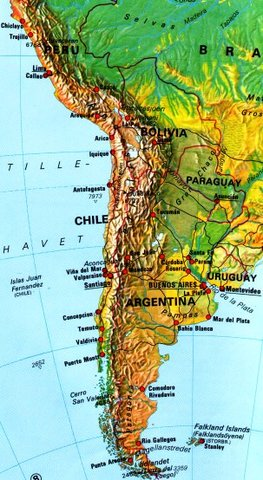 Slavery is abolished in Chile