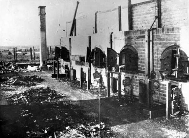 Majdanek liberated