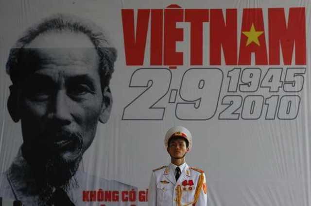 Vietnam Proclaims Independence