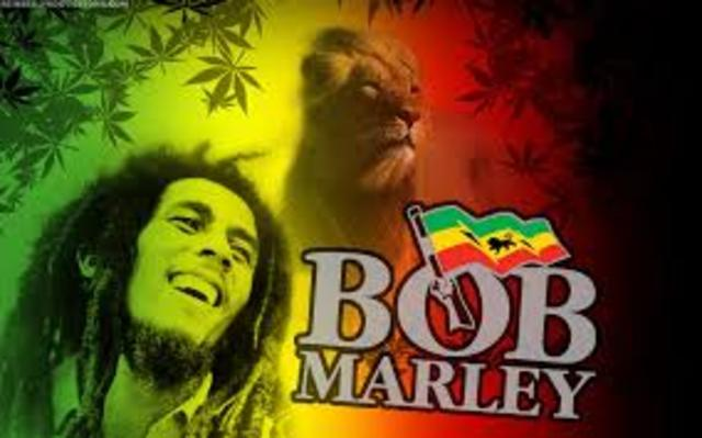 BOB MARLEY; EL REGGAE