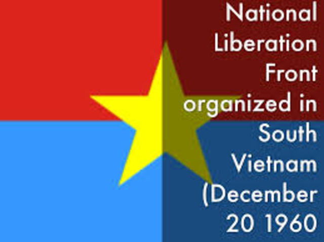 National Liberation Front Formed