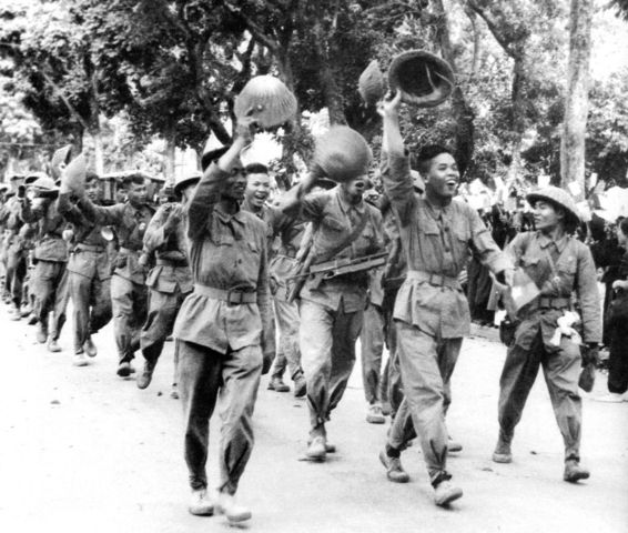Viet Minh Established