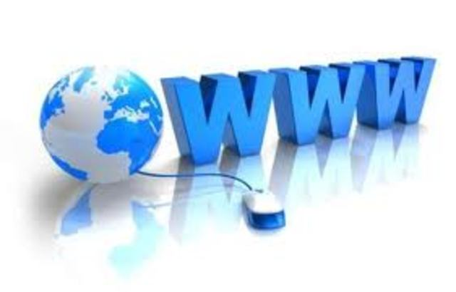 The World Wide Web Is Created