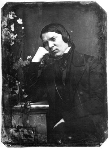 Robert Alexander Schumann born