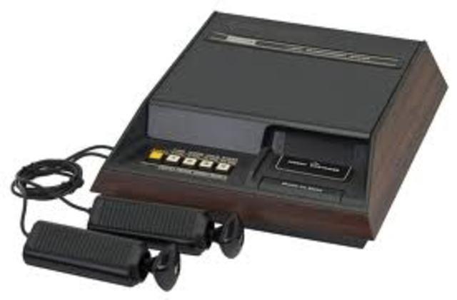 Fairchild Video Entertainment System (VES)