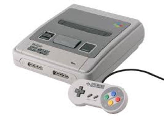 Super Famicom (SNES)